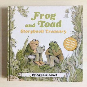 Frog and Toad Storybook Treasury cover