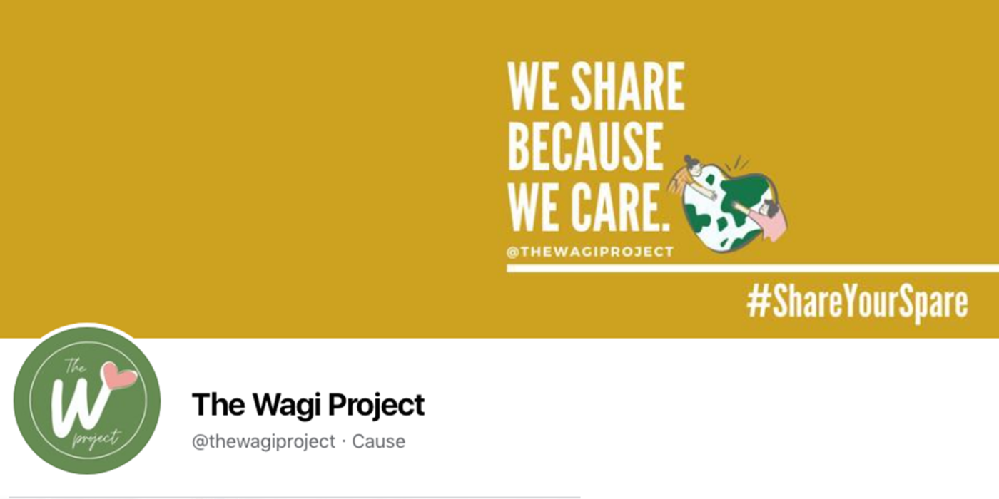The Wagi Project Facebook page