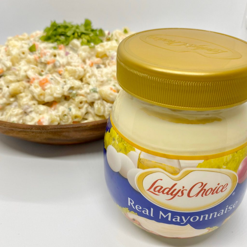 Lady's choice creamy chicken macaroni salad