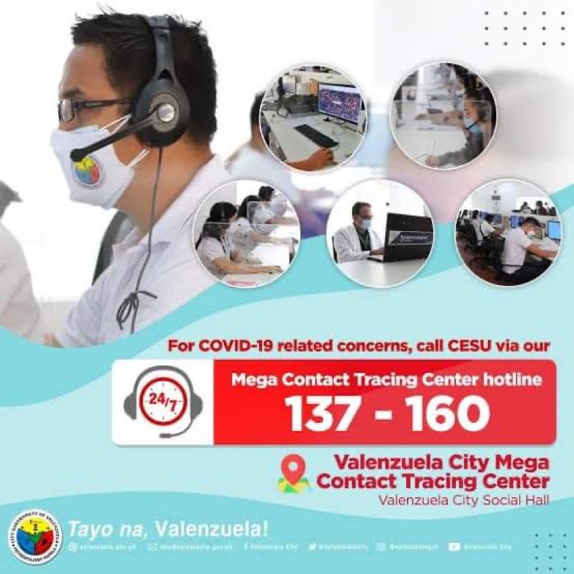 Valenzuela CESU hotline