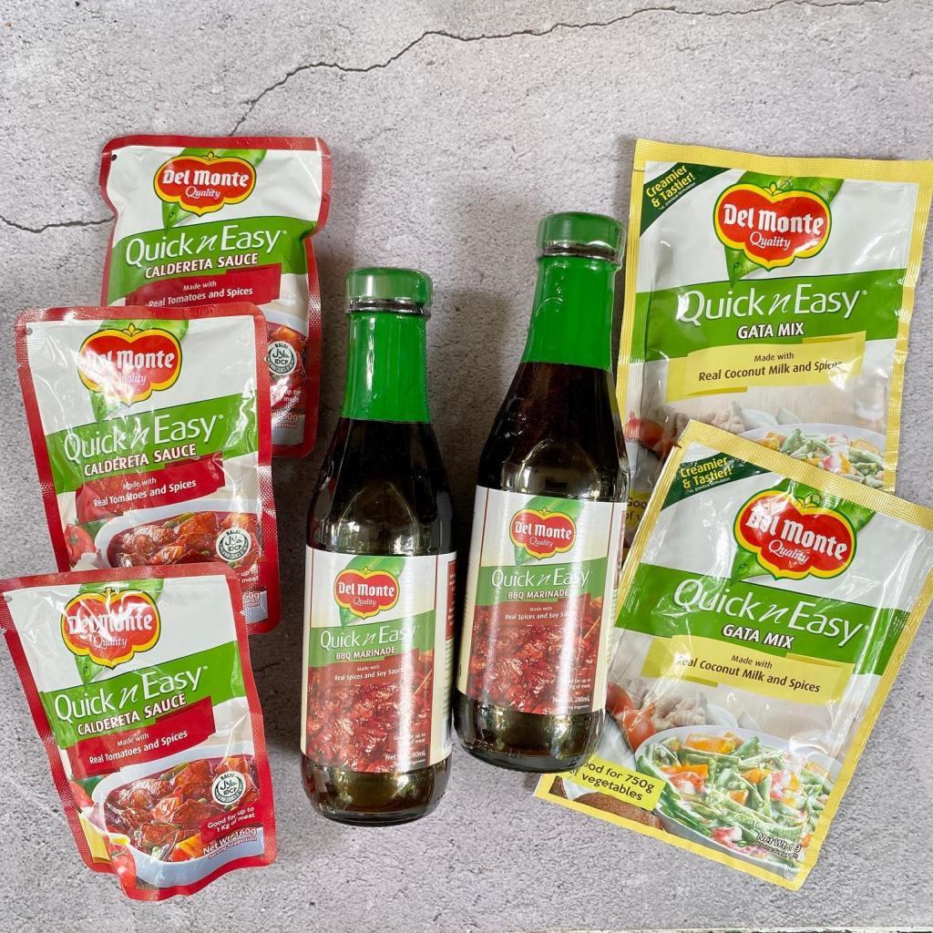 Del Monte Quick N Easy Meal Mixes