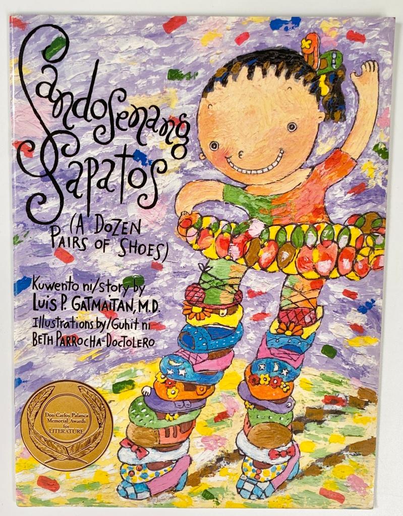 """Sandosenang Sapatos by Dr. Luis """"tito dok"""" Gatmaitan"""